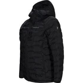 Peak Performance Argon Light Hood Jacket Dam Black